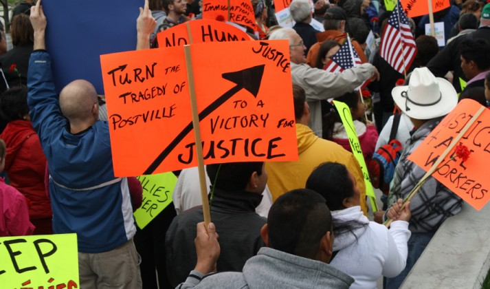 WEB Turn the Tragedy of Postville Into a Victory for Justice